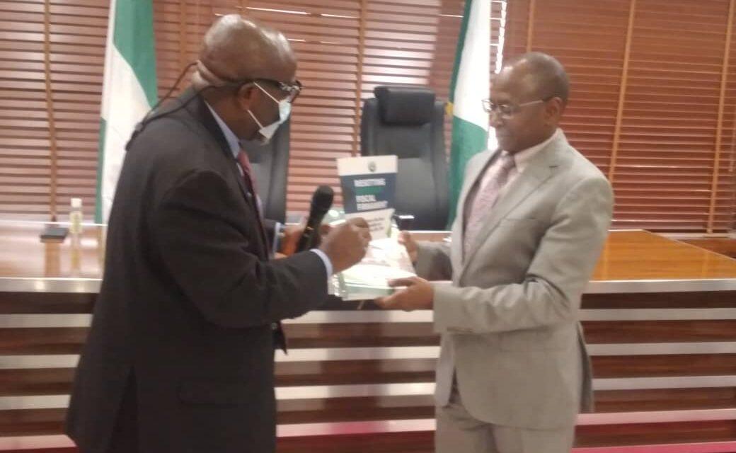 Declining revenue: Nigeria's Accountant-General seeks Fiscal Responsibility Act amendment